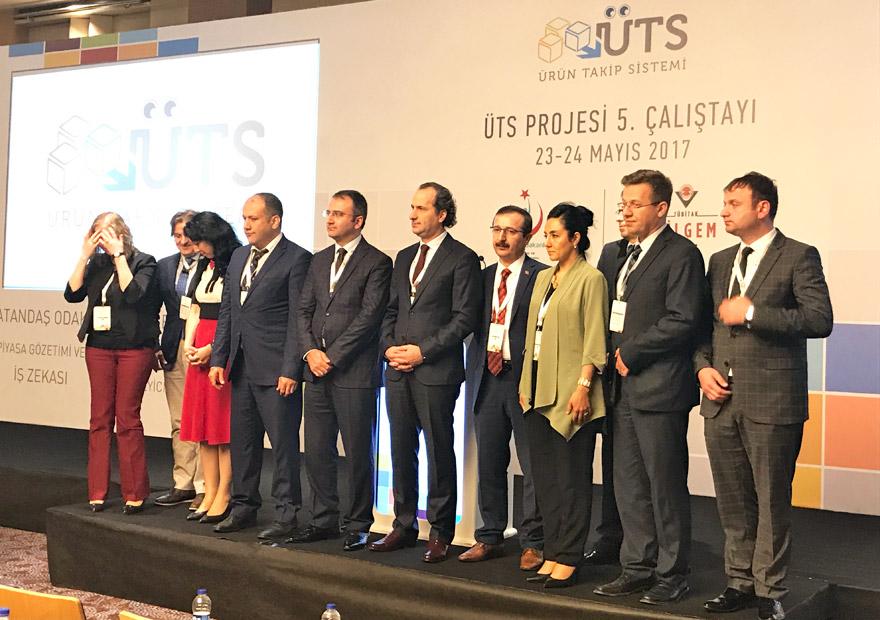 ÜTS Projesi 5. Çalıştayı'na Katıldık