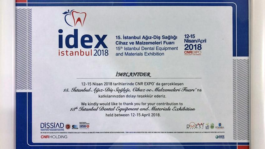 İdex 2018