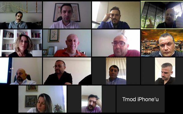 İMPLANTDER Zoom Video Konferans Toplantısı
